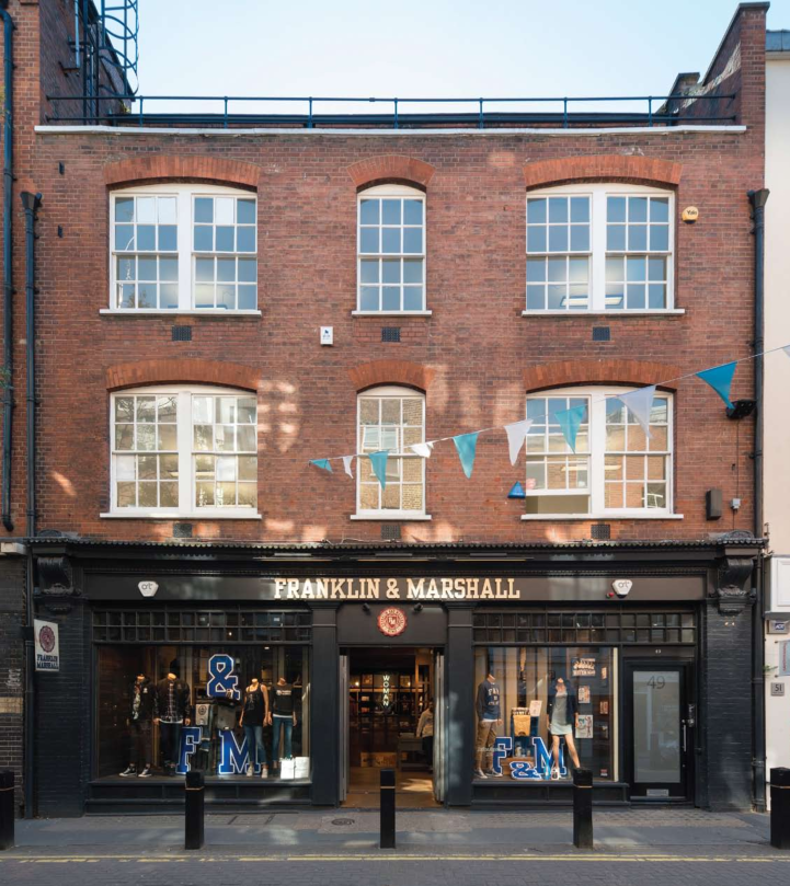 Creative Covent Garden Office Space Approx 2 595 Sq Ft