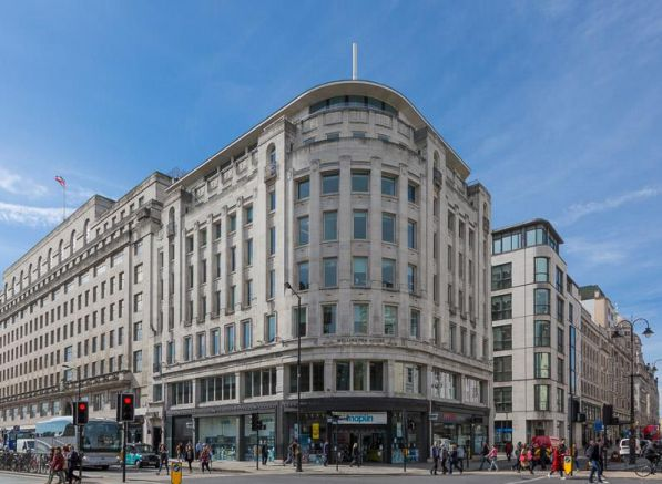 New To Market Spacious Office On Strand Wellington House