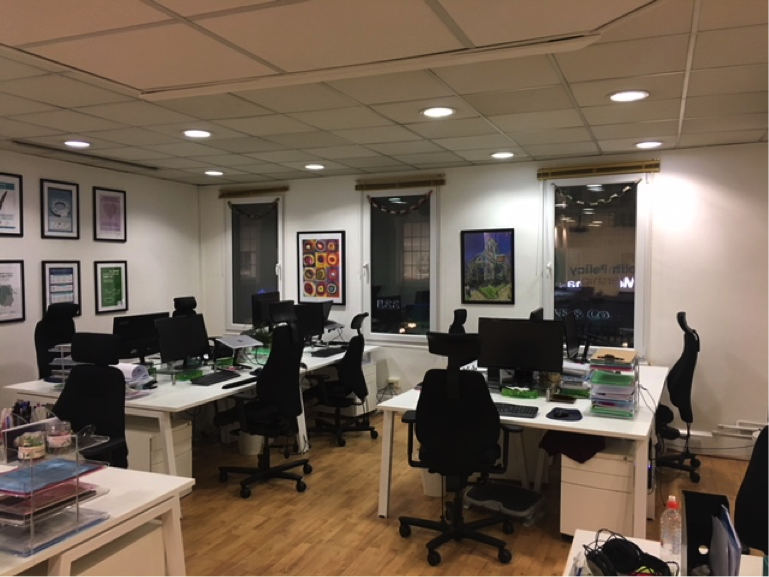 988 Sq Ft Office To Rent Covent Garden Covent Garden
