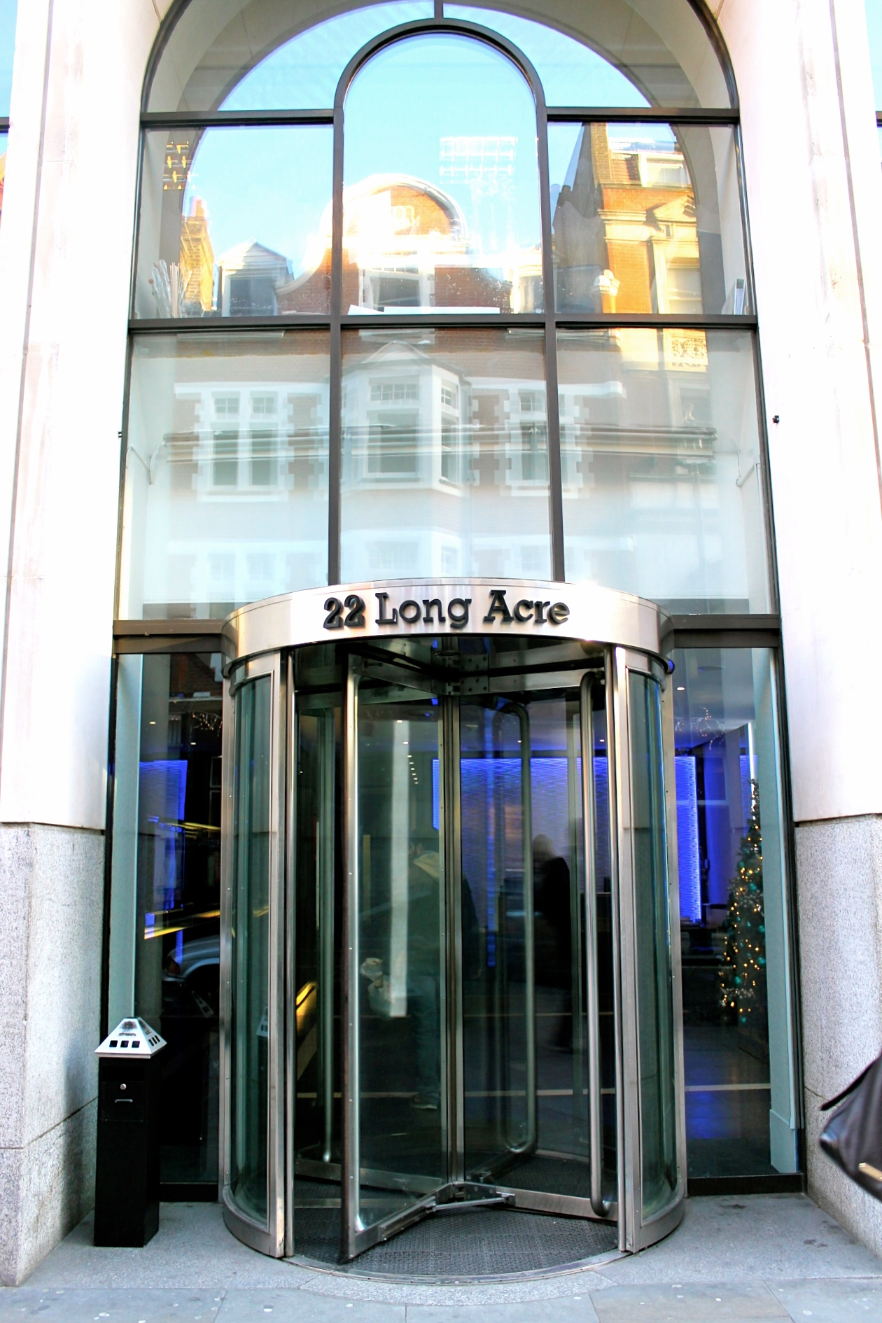 Long Acre Covent Garden Office Space