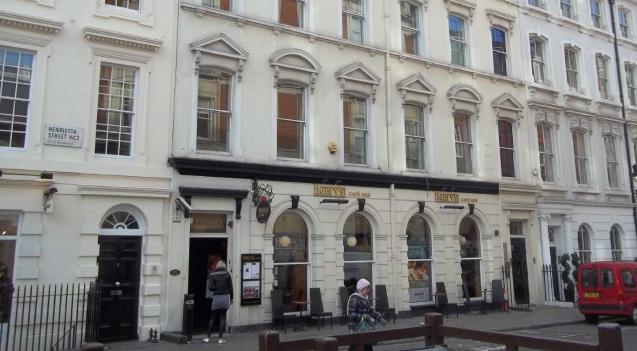 Office In Covent Garden On Henrietta Street