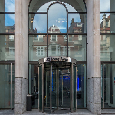 Large Serviced Office In Covent Garden Long Acre