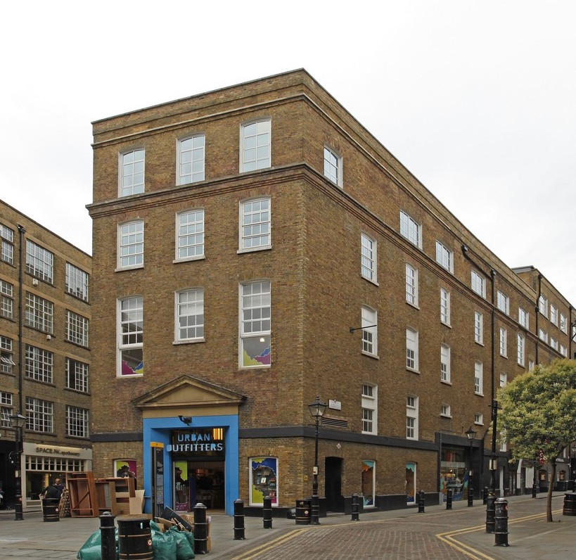 The Refurbishment Of Beautiful Seven Dials Warehouse